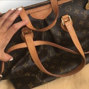 Authentic Louis Vuitton Palermo PM bag